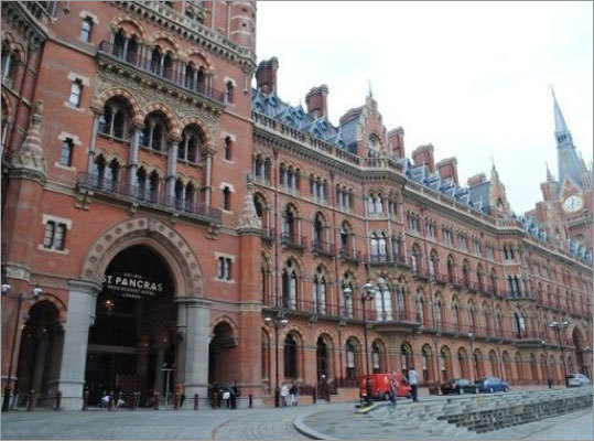 Where to stay: The St. Pancras Renaissance Hotel in London has a century-old history full of royalty, structure and grace. Family tip: the hotel is also set at the St. Pancras train station, where a certain wizard and his friends found magic at Platform 9-3/4. In Manchester, stay at the Arora Hotel Manchester , within walking distance to Manchester Art Gallery, Albert Square and Manchester Palace Theatre. The hotel is just a few blocks from Manchester Town Hall, where 'The Iron Lady' was filmed.