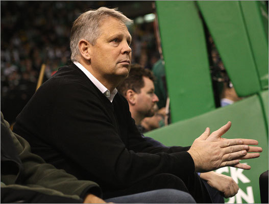 Celtics president of basketball operations and GM Danny Ainge is at a critical point with his team. The Celtics aren't likely to contend as constituted, but they aren't just a piece or two away, either. The question facing Ainge: How do the Celtics become younger, faster -- and better -- this year and beyond? Do they move one key piece of the Core Four and build around the others? Do they blow the team up and start from scratch? Or do they ride it out and hope to land a star in free agency this summer? We break down the options and let you dictate the trade deadline and offseason for the Celtics.