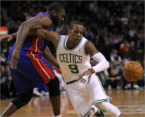 Option: Trade Rajon Rondo The Celtics could move the 26-year-old All-Star and his team-friendly contract to a team in need of a point guard (the Lakers could be a good fit). Rondo has real value, and he might bring back more talent than any other Celtic in a potential deal. Of course, the Celtics could also choose to build around Rondo and let others go, adding younger pieces who might be better able to run the floor with the speedy Rondo. An ESPN report indicates the Celtics are actively shopping Rondo, while Danny Ainge has said he's only listening for deals that would help the team. It's semantics.