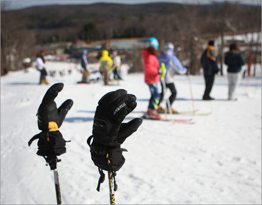 The MIAA state alpine ski championship was held at Wachusett Mountain Ski Area on Tuesday Feb. 28, 2012. Lincoln-Sudbury won the boys championship and Westford Academy won the girls championship.
