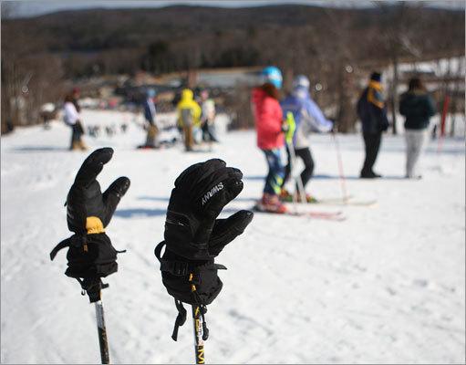 The MIAA state alpine ski championship was held at Wachusett Mountain Ski Area on Tuesday Feb. 28, 2012. Lincoln-Sudbury won the boys championship and Westford Academy won the girls championship.