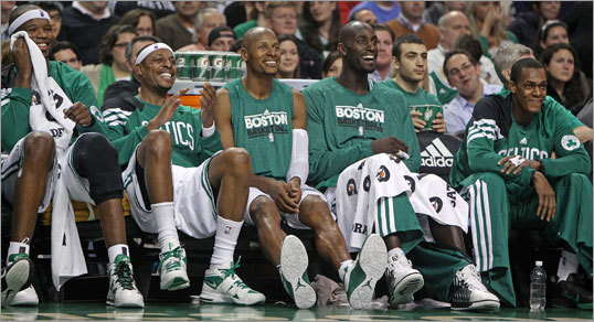 If the Celtics ride it out, will they make a playoff run?