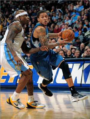 Michael Beasley, SF The former Kansas State star isn't the scorer he was last season, and his average has dipped to 12.2 points per game from 19.2 last season with the emergence of rookie Derrick Williams. While Minnesota isn't out of the playoff race, Beasley is someone the Timberwolves might be willing to part with if the right deal comes along.