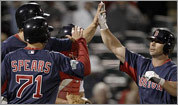 Red Sox 10, Twins 2