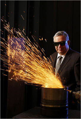 Valentin Gapontsev & family Net worth: $1.3 billion Overall rank: 1,107 Age: 74 Residence: Worcester Gapontsev, a former professor at the Soviet Academy of Sciences, launched IPG Photonics in Moscow in 1990. The now-Oxford-based company leads the world in the manufacture of fiber lasers - a specialized technology that combines high power and exceptional precision.