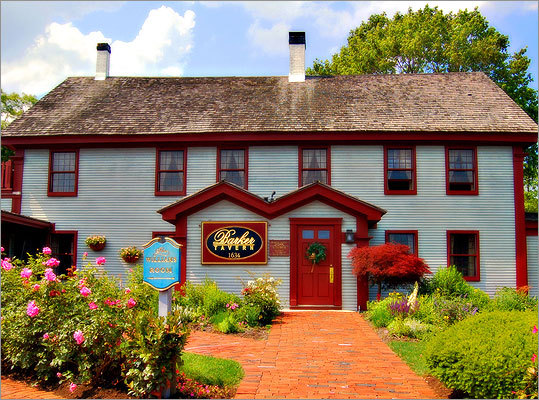 Barker Tavern Scituate