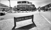 Chronicle of changes in Davis Square