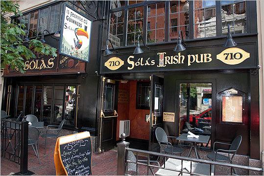 Sólás Irish Pub