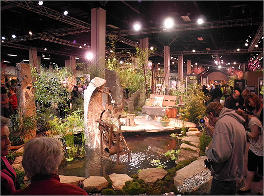 Boston Flower and Garden Show 2012