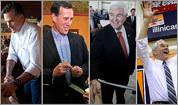 GOP candidates in Illinois