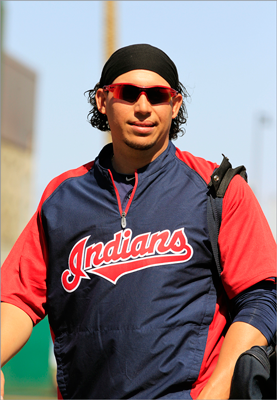 9. Indians Last year: 80-82 They'll win if: young stars Asdrubal Cabrera (pictured) and Carlos Santana continue to improve and have big seasons. Also, they'll win if Ubaldo Jimenez can pitch close to as well as he pitched in Colorado two years ago. They'll lose if: Grady Sizemore never gets healthy. He's still just 29, but hasn't played close to a full season since 2008.