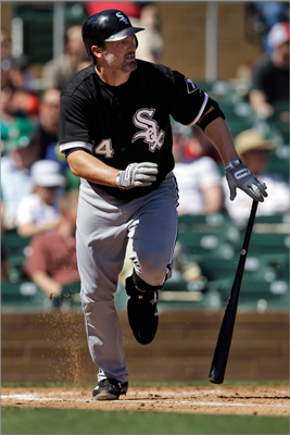 12. White Sox Last year: 79-83 They'll win if: John Danks, Gavin Floyd and Jake Peavy eat 200 innings apiece. Paul Konerko (pictured) will have to repeat his strong 2011 (.300 AVG, 31 HR, 105 RBI). They'll lose if: their pitching is subpar and can't keep their division rivals in check.