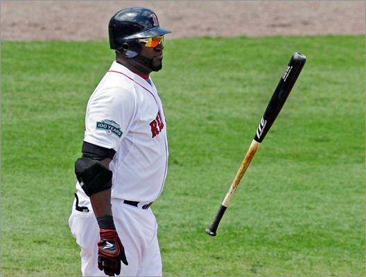 Will David Ortiz hit over or under 30 homers?