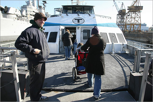 Service Cuts | Ferry service After October 13, service eliminated Saturdays: Quincy Ferry (F2 route). After October 13, service eliminated Sundays: Quincy Ferry (F2 route).