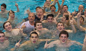 Boys' swimming