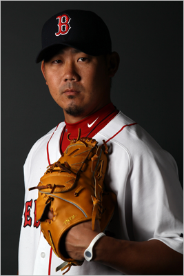 "Daisuke Matsuzaka, RH Fast fact: This is the final year of Matsuzaka's celebrated six-year, $52 million deal. Throw in the $51 million posting fee and he has cost them $2.1 million per win so far. Lowdown: Matsuzaka will be pitching for his future once he returns around midseason. Valentine, who managed six seasons in Japan, could be his salvation after three rocky seasons in a row. If he can return to form, Matsuzaka could be a big bonus in the second half. Bobby V's view: ""All the reports are good. But he still has a ways to go.'"
