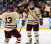 BC at Frozen Four