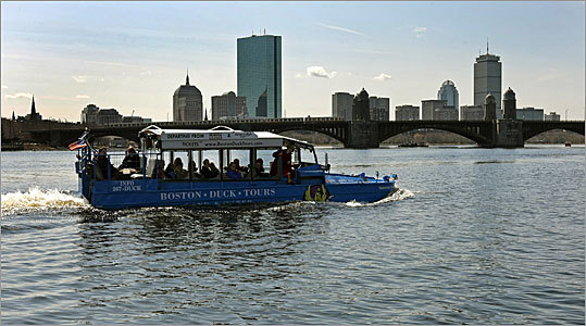 Duck Tour