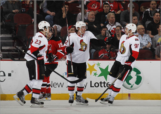 3. They're not Ottawa Toward the end of the season, it looked as if the Bruins' first-round opponent would be the Ottawa Senators. But Ottawa fell to the eighth seed after failing to secure a single point in their last two games. The Senators were 1-5 against the Bruins this season, and as more of a known commodity, they were presumed to be an easier matchup. The Bruins have less of an idea of what they're facing against Washington.