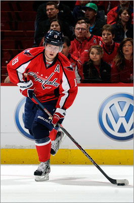 4. Nicklas Backstrom is a wild card Speaking of not knowing what to expect, Backstrom is an unknown for the Capitals. A playmaker in the mold of David Krejci, Backstrom missed 40 games with a concussion. Backstrom returned to the ice a couple of weeks ago, and it's unknown just how effective he can be against the Bruins. If he's anything like himself, he could be the Capitals' best player.