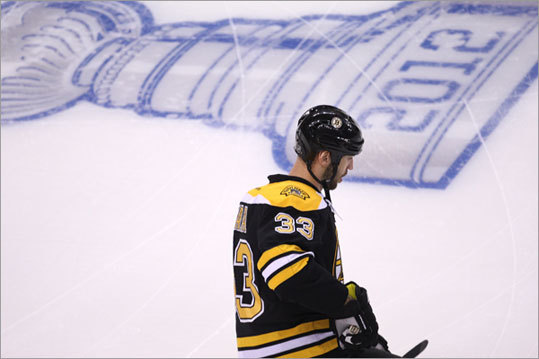 Chara had 52 points in the regular season on 12 goals and 40 assists.