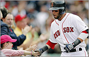 Red Sox 15, Rays 5