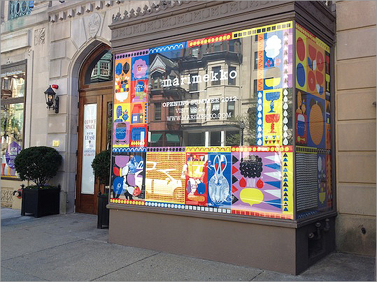 Marimekko Finnish textile and clothing design company, Marimekko, plans to open a store in Kenmore this summer.