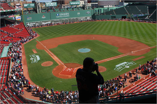 The Red Sox will celebrate the park's 100th anniversary with a special tribute prior to Friday's game vs. the New York Yankees. Details on 100th anniversary celebration