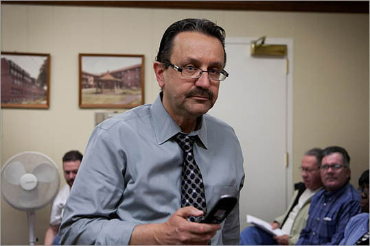 Medford Housing Authority chief Robert Covelle has been accused of favoritism in hiring.