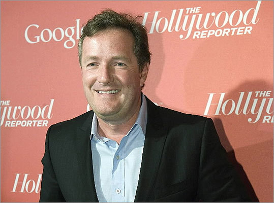 Piers Morgan of CNN.