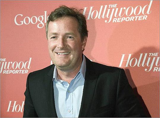 Piers Morgan of CNN.