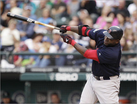 2. David Ortiz Designated masher He's essentially been the only heart-of-the-order hitter not to underachieve, endure injury, or both this season. In June, Papi had an OPS of 1.039, mashed 9 homers (leaving him one shy of 400 for his career), drove in 18 runs, and walked (18) more than he whiffed (15) for the second month in a row. Where would the Red Sox be without him?