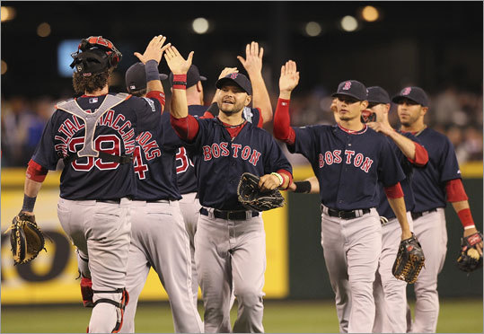 Welcome to the third edition of Red Sox power rankings, a wide-ranging excuse to write about the best and worst performers of the previous month as a new one begins. (This is about the 15-12 Red Sox of June. Now it's July. It's complicated, but you'll get it!) The only rule of the power rankings is that there are no rules to the power rankings. Media members, prospects, front-office personnel, Ed Jurak, even your favorite sausage vendor are almost as liable to be ranked as the current players themselves. It's a measure of the exceptional and the unacceptable, with the middle ground unacknowledged. The top five are ranked; the bottom five are not since our pool of candidates is innumerable. Let's get to it.