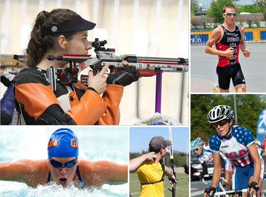 From cycling to shooting, several athletes with New England connections will participate in the 2012 Olympics in London. With Olympic trials and team selections just about wrapped up, we've narrowed our list from hopefuls to Olympians.