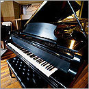 Mason and Hamlin pianos built in Haverhill