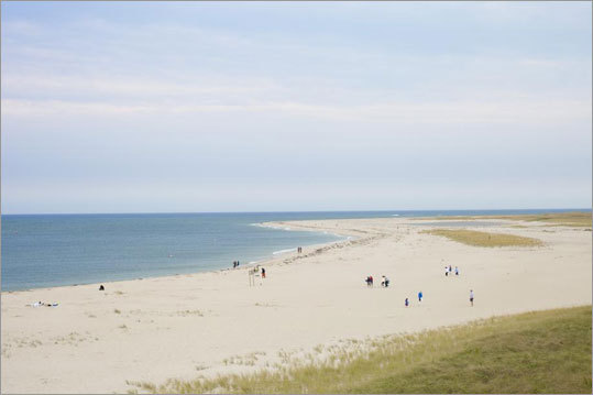 Best beaches in new england the boston globe for Beach towns in connecticut