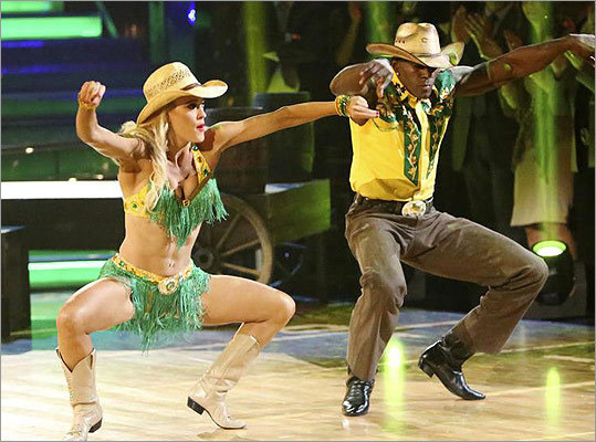 The Green Bay Packers receiver won the ABC dance show Tuesday after wowing audiences and judges with his kickin' country-themed freestyle routine.