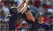 Rays 4, Red Sox 3