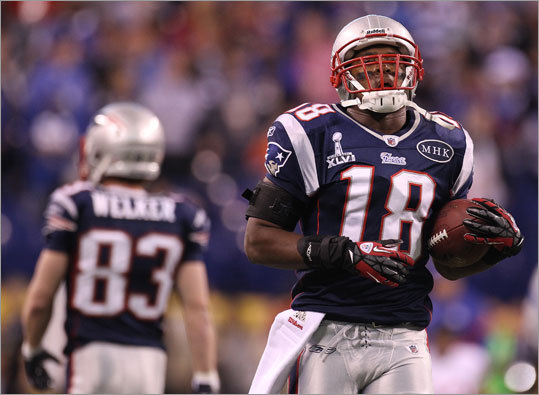 Matthew Slater A special teams maven, Slater's 2011 highlight is that he went to the Pro Bowl. He's also got home run capability at wide receiver. But when given the opportunity, Slater failed to come up with a number of catches. (The other highlight of his last season was a 46-yard reception from Tom Brady in Week 1 … his only catch of the season.) In a crowded room, Slater sticks out because of his special teams abilities. But that can only get you so far.