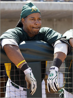 February 2012 Although he has not played in the majors since April of 2011 when he abruptly retired rather than serve a second PED suspension, Ramirez decided to make a comeback, and the Athletics made it happen, signing him to a one-year, $500,000 deal.