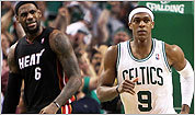 Celtics 101, Heat 91