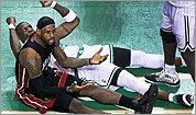 Celtics 93, Heat 91