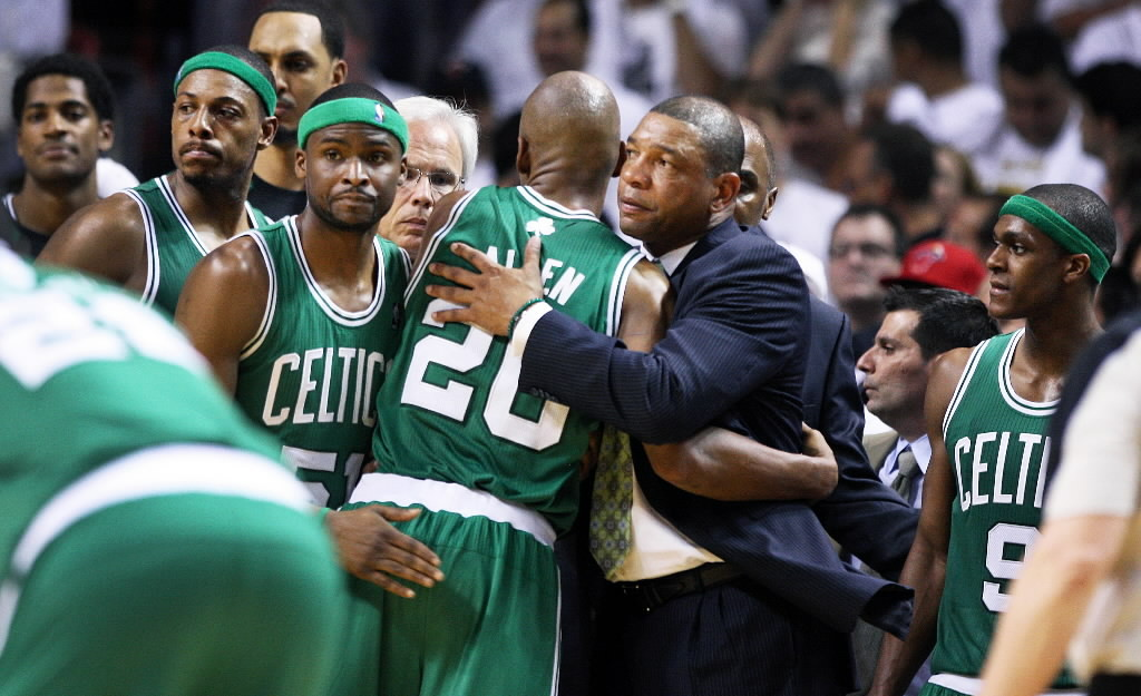 Do you Game 7 was the Celtics' Big 3's last stand?
