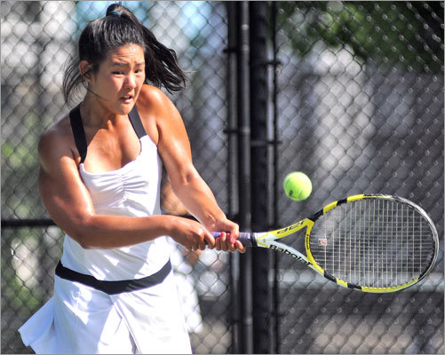 Div. 1 girls tennis Acton-Boxboro beat Westboro in the Division 1 girls' tennis final, played at Clark University Friday, June 15. Story: Acton-Boxboro upsets Westboro in girls tennis final