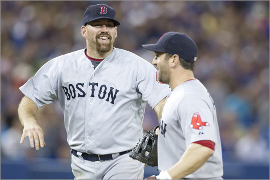 Kevin Youkilis Cape Cod Baseball League team: Bourne (2000) Current team: Red Sox Youk had a solid season in Bourne, batting .309 with 6 doubles, 2 triples, 3 home runs, 14 RBIs, 21 runs and 7 stolen bases.