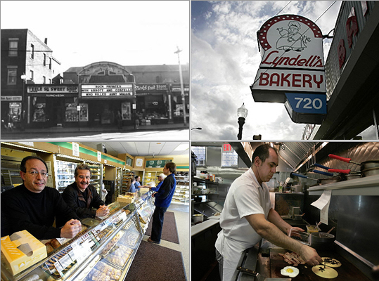 Ball Square and Teele Square are both Somerville neighborhoods known for their independent retail, restaurant, and residential areas. Take a look at some of the notable locations.