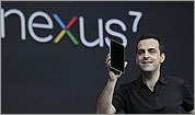Nexus vs. other tablets