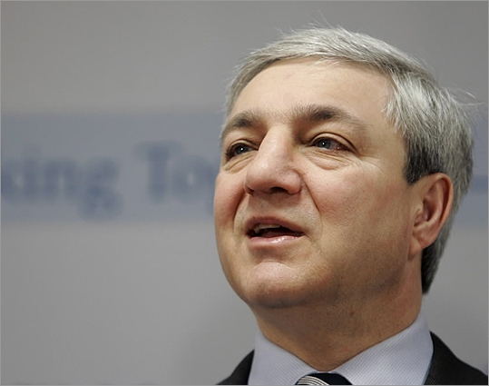 Graham Spanier Penn State's longtime president, he was forced out by university trustees after Sandusky's arrest in November 2011 but remains a tenured faculty member. Spanier told investigators he wasn't notified of any criminal behavior by Sandusky during his 16 years as president. He has not been charged with any crime.