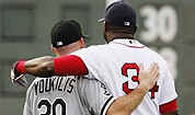 Red Sox-White Sox series