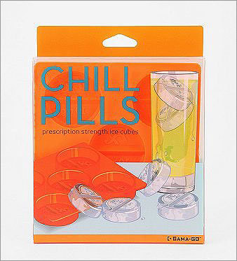 Chill pill ice tray Price: $12 Studying is going to get stressful. Make sure to keep these 'pills' ready to go.